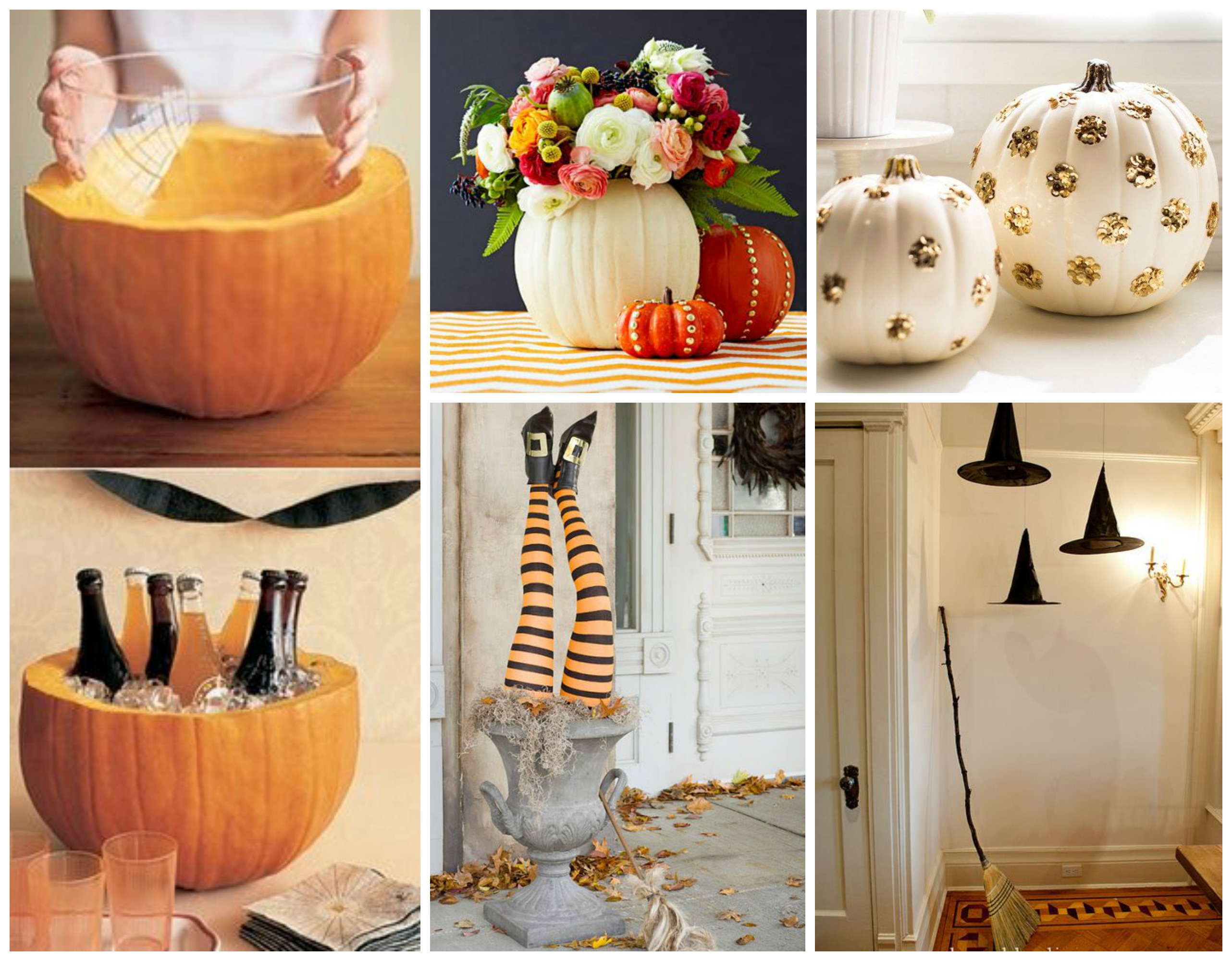 Halloween Decor Inspiration and Storage Tips